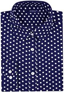 polka dot shirt